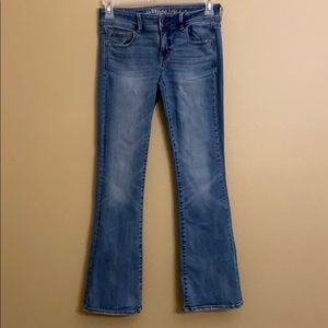 American Eagle Jeans Kick Boot 4 Reg